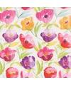 Verpakkings materiaal bloem print 26